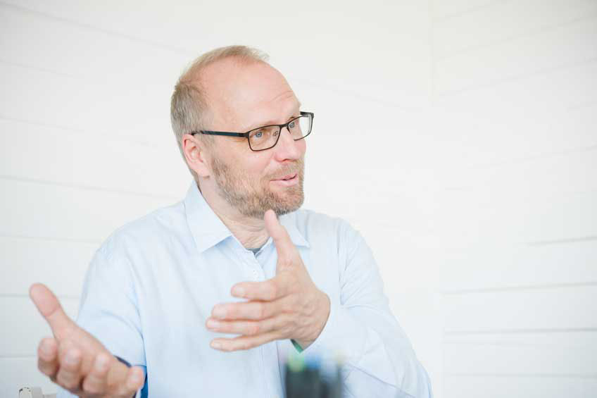 Frank Petermann, Führungscoach, Berater, Organisationsentwickler